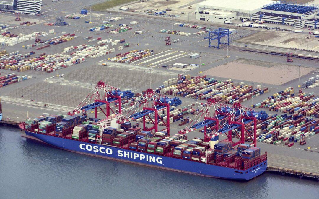 China kommt nach Wilhelmshaven