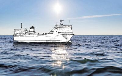 Per Meeresautobahn nach Norwegen