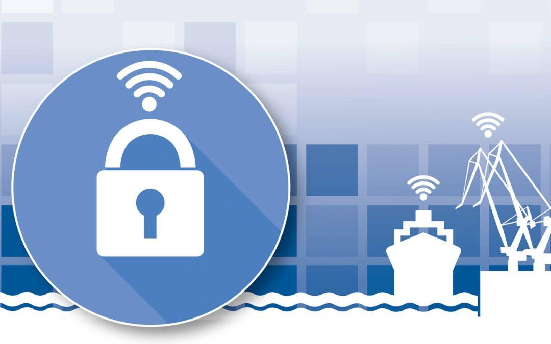 Zwei Vorreiter für Port-Cybersecurity