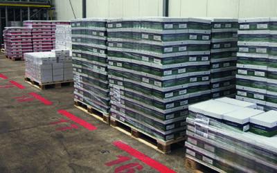 """Heuer Logistics agiert als """"Käse-Hub"""""""