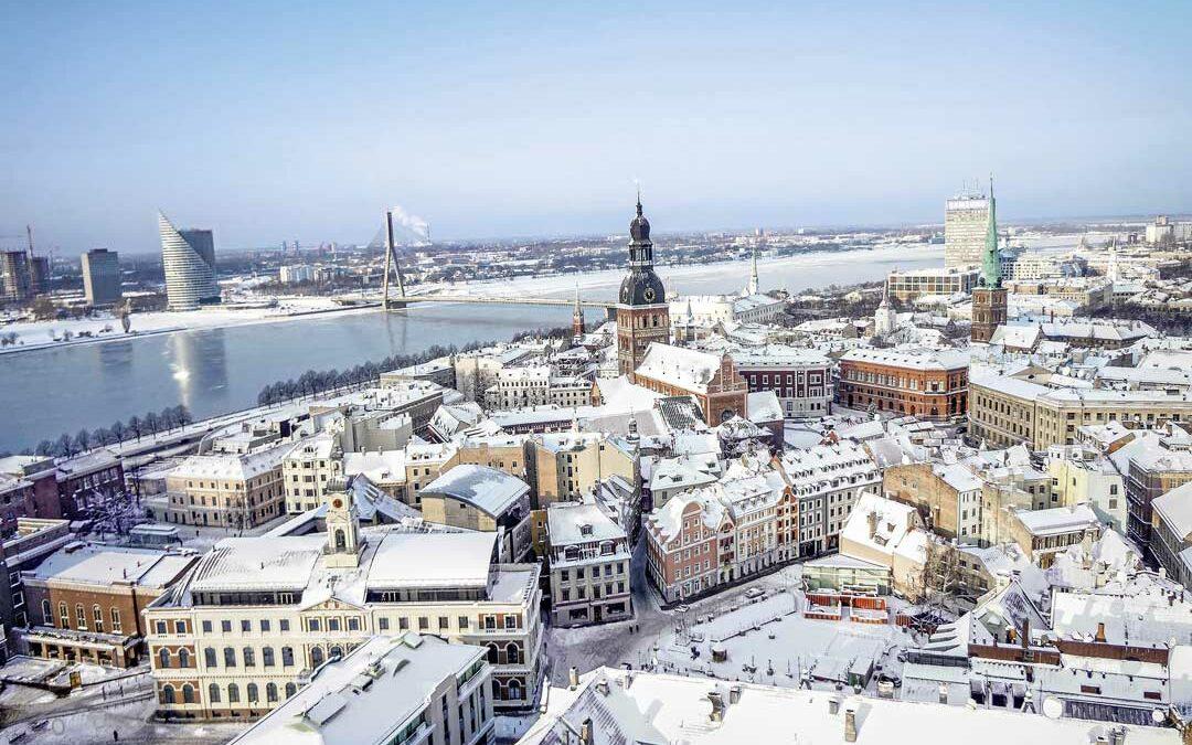 """Der """"baltische Tiger"""" kommt auf digitalen Pfoten"""
