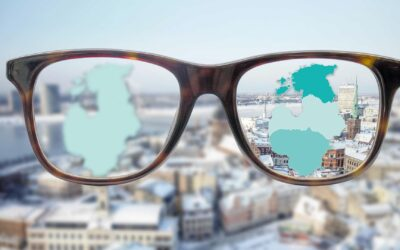 Don't see things through the glasses of your own culture