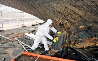 """""""Seute Deern"""" wird von Asbest befreit"""
