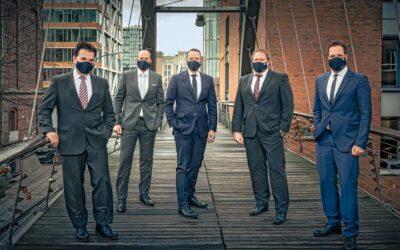 Neues Management Team für Röhlig Deutschland