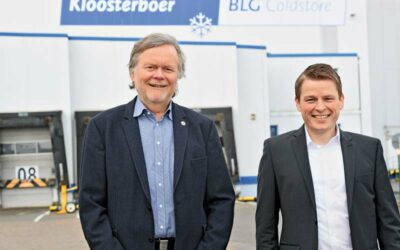 New director at Kloosterboer BLG Coldstore