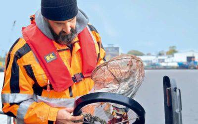 Maritime industry against plastic waste