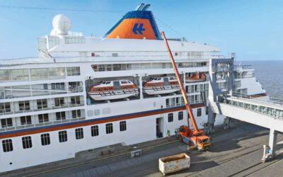 Sights set on larger cruise ships