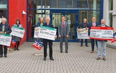 J.Müller pledges 200th anniversary donations