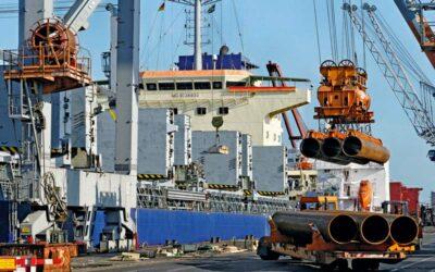 """Ports remain engine of Bremen economy"""